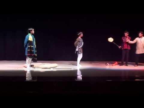 Children's Play : Tritiyo Dyutkrira  (Cincinnati Durga Utsav 2014)