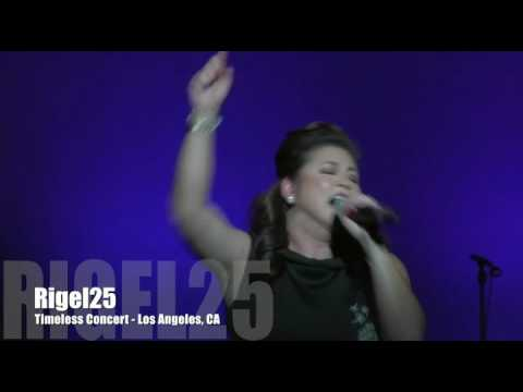 REGINE VELASQUEZ - Babalik Ka Rin (Timeless US Concert Tour 2016: Los Angeles)