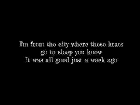 Week Ago  - Berner Lyrics