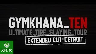 Ken Block, Forza, and Hoonigan present an extended cut from Gymkhana TEN: DETROIT. New, never before seen footage and new angles. Driven by Ken ...