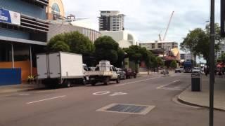 V8 cars in Darwin 2014