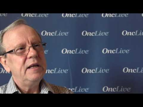Dr. Haraf on Induction Chemotherapy With radiation For Advanced Head and Neck Cancer