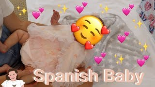 BEAUTIFUL Spanish Reborn Prototype Box Opening! | Kelli Maple