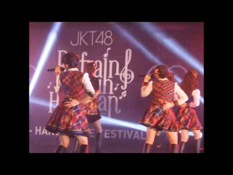 [FANCAM] JKT48 -Kibouteki Refrain at HS event Festival