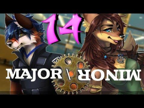 EVERYONE LIES! | Major Minor (Furry Visual Novel) #14 @Klace