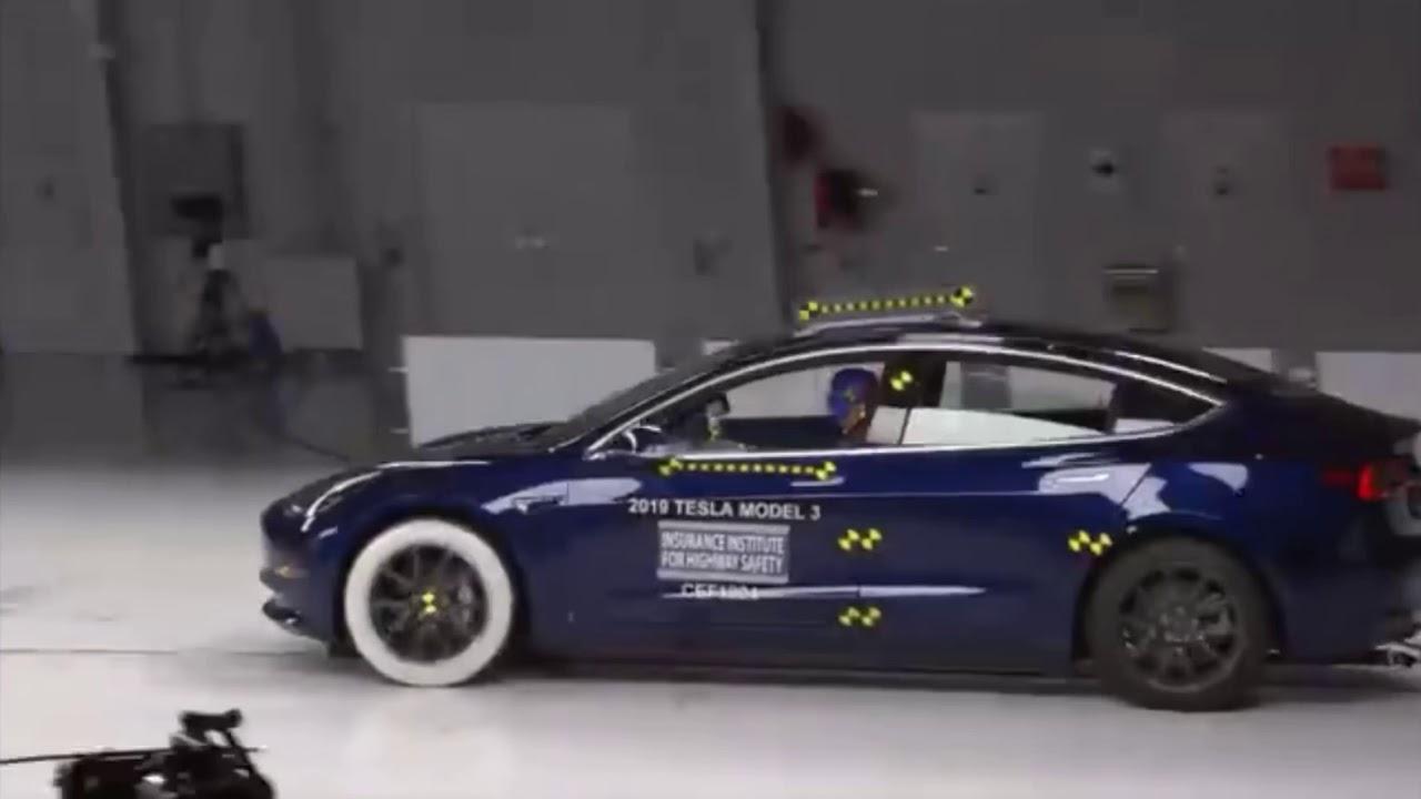Why Tesla's model 3 received a 5-star crash test rating ...