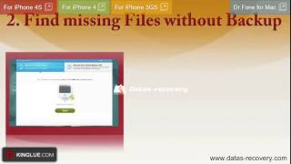 [iPhone 5 Data Recovery] How to Recover Data from iPhone 5 and iTunes backup