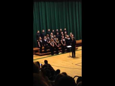 Africa - East Mills High School Choir (not complete recordi