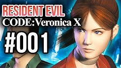 Resident Evil: Code Veronica X #001 ❤️ Insel der Zombies | Let's Play | PS4 | Deutsch