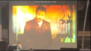 Semih'e destekçilerinden gelen video