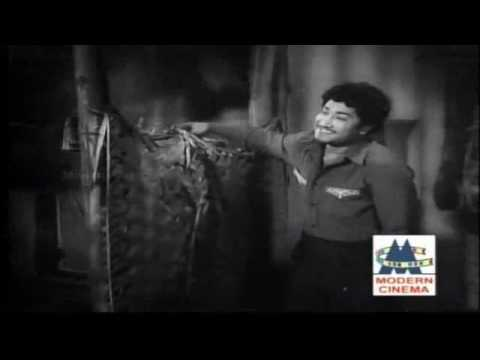 Sivaji Ganesan & Malini - Chithiram Pesudadi - Sabash Meena