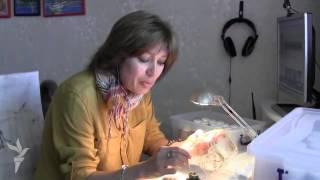 видео Элегант Витраж изготовление витражей