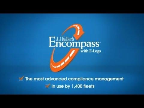 Why Choose J  J  Keller® Encompass® with E-Logs?