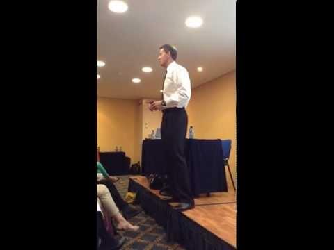 Barcelona May 2014 - Nathan Ricks Bi-Lingual (EN/ES) Business Briefing