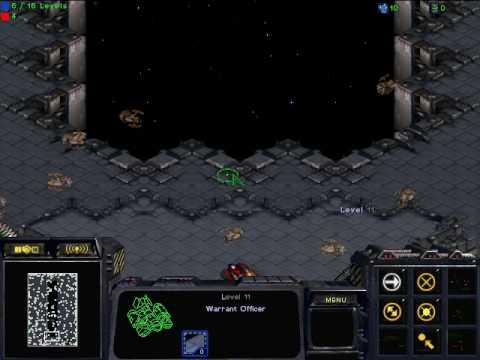 Starcraft Obs Dodge - NoD2FiRe and Priest Holmes