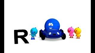 Video La consonante R  y las vocales A E I O U- Canción y Cuento Infantil Educativo- La Pelota Loca download MP3, 3GP, MP4, WEBM, AVI, FLV September 2018