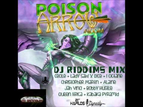 Poison Arrow Riddim - I Octane, Bugle, Jah Vinci