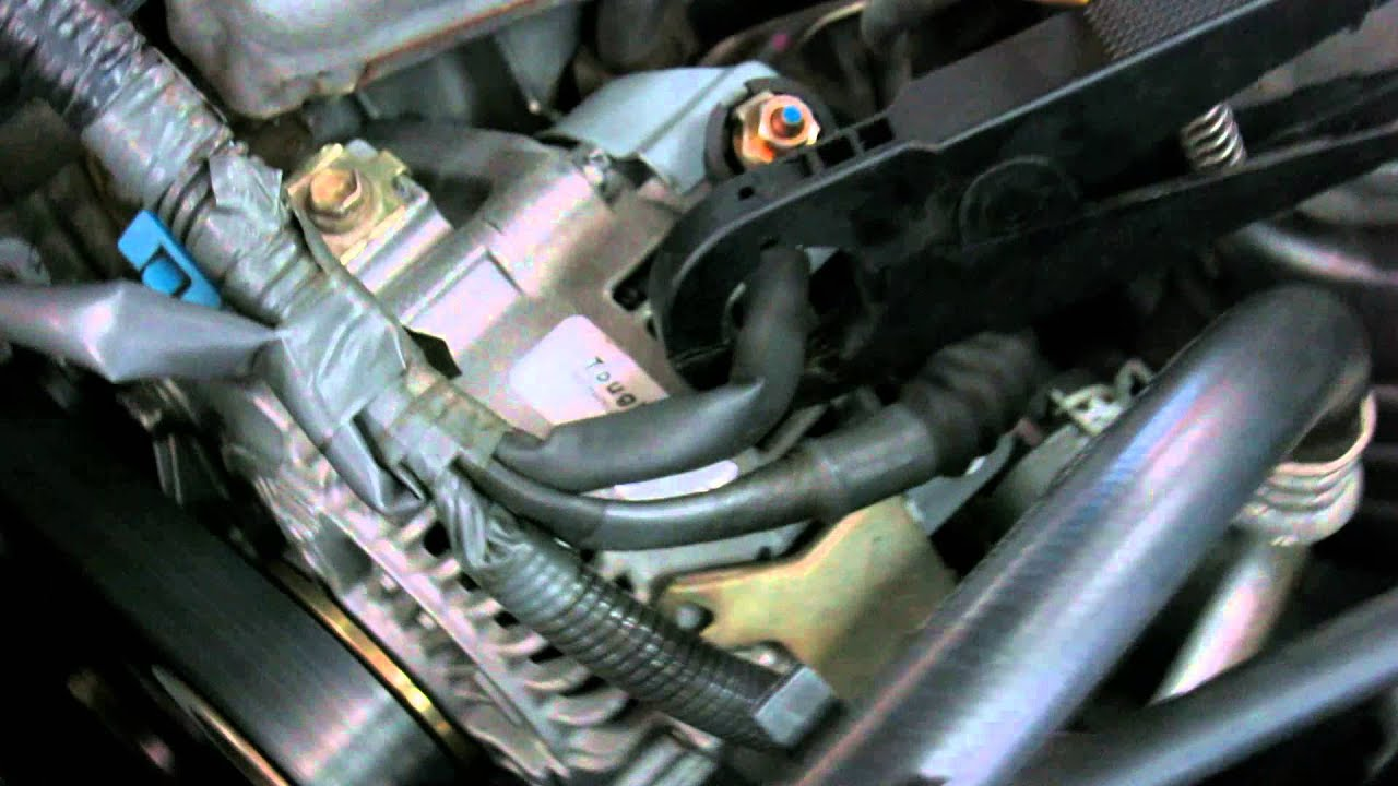 how to tell your alternator is bad