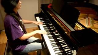 The Last Song - Piano arrangement of Steve