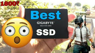 Best SATA SSD ft Gigabyte Solid State Drive