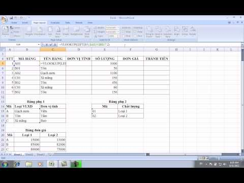 hướng dẫn dùng hàm vlookup excel 2007 - sugus036 - dl-lb.com