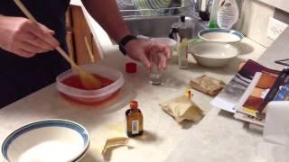 Preparazione Gelatine Di Frutta Alcoliche