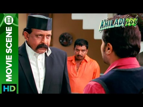 Mithun Chakraborty's Best Marathi Dialogue Ever | Khiladi 786