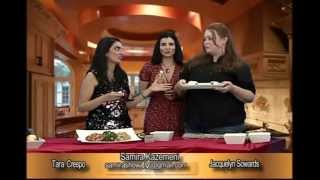 Samira's Show With celebrity Chef Jacquelyn Sowards & Tara Crespo