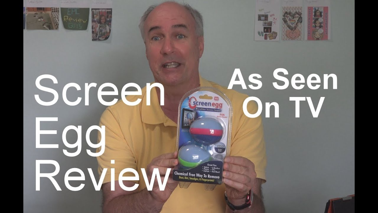 screen egg review as seen on tv epicreviewguys in 4k youtube. Black Bedroom Furniture Sets. Home Design Ideas