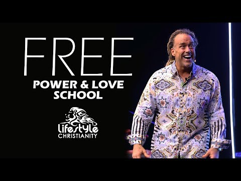 Todd White - Free Power and Love School (session 8)