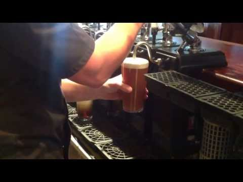 Real Ale Pouring 4