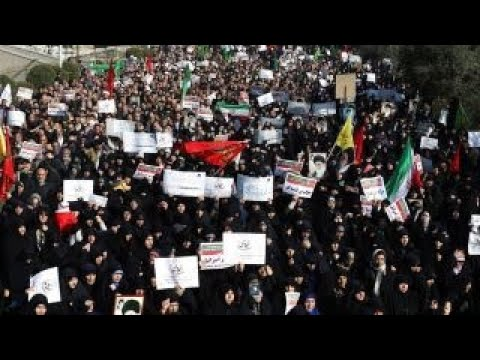 Iran unrest poses risks to oil market