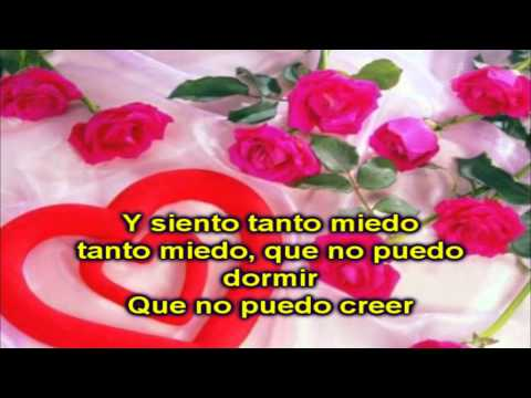 VOLANDO ENTRE TUS BRAZOS MARK ANTHONY LETRA (Version Salsa)