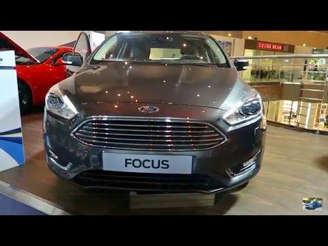 NEW 2018 Ford Focus  Exterior & Interior