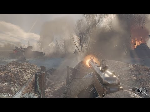 Enlisted - A New World War II MMO FPS