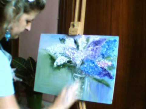 I fiori di lill ad olio ruslana papusha for Fiori ad olio