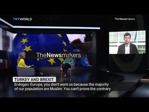 The Newsmakers: Brexit and Turkey, and the Colombia Peace Deal