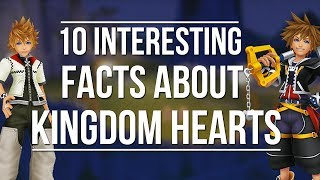 10 Interesting Facts About Kingdom Hearts