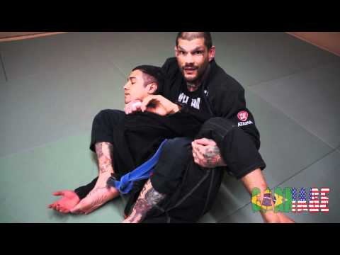 Daily BJJ: Bow and Arrow Choke from Back Mount