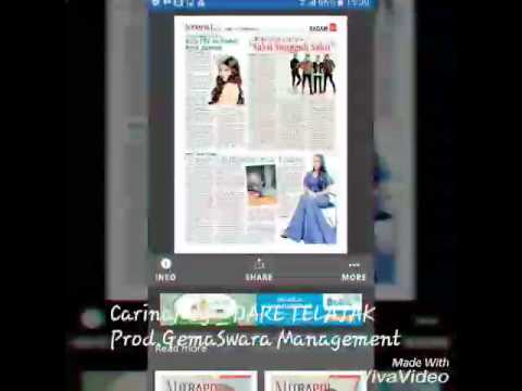 CarinaMoy_Dare Telajak Cipt.Aju/Dewi Prod.GEMASWARA MANAGEMENT