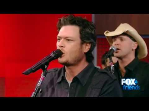 Blake Shelton - She Wouldn't Be Gone (04.30.2011)