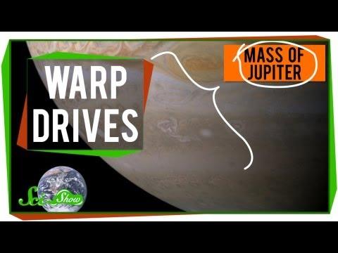 Warp Drives!