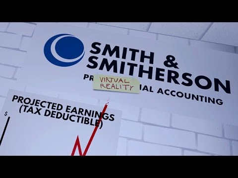 Accounting - Virtual Reality Accountancy and Nothing More