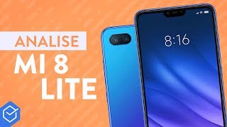 XIAOMI MI 8 LITE vale a pena? | Analise / Review Completo