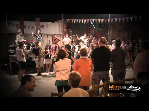 Swing i Lindy hop - Tallers musicals Avinyó