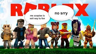 WHY DO ROBLOX YOUTUBERS DO NOT ACCEPT SOLI IN ROBLOX ?