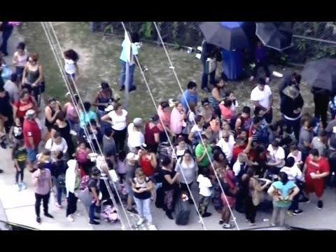Floridians expect death & destruction w/ Hurricanes Irma & Jose