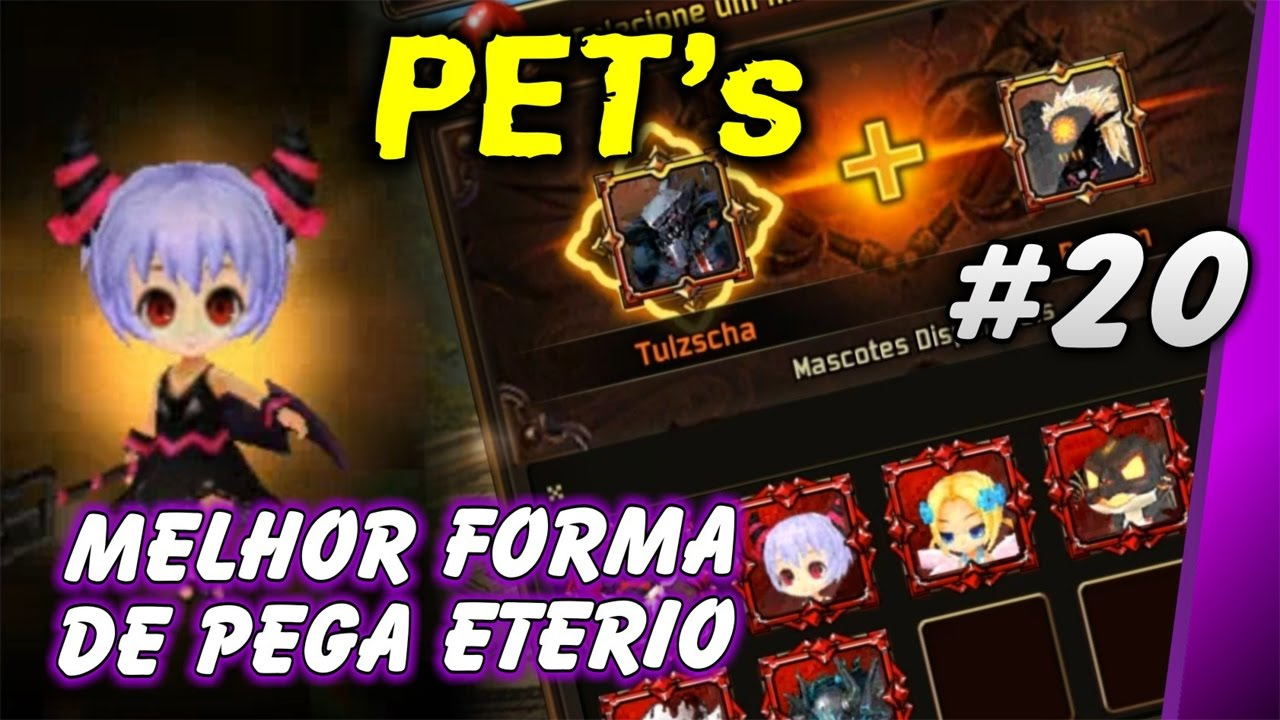Pet's  Best Way To Get, Summon And Evolve  All About Kritika E + # 20
