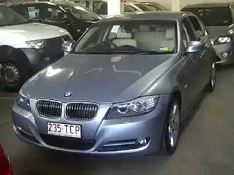 2011 BMW 320I E90 MY11 Lifestyle Steptronic Liquid Blue ...