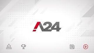 Watch and download A24's livestream live on Youtube.com